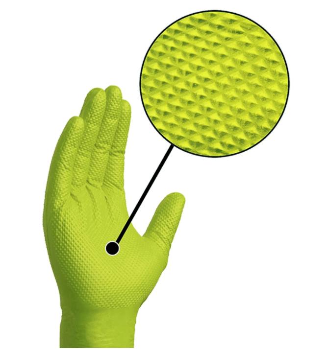 Gloveworks Green Gloves