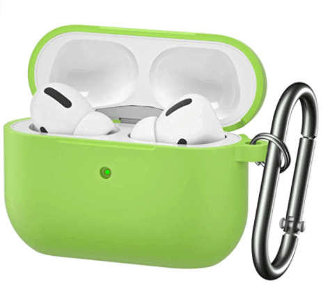 Green Apple AirPods Pro Case
